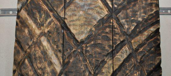 Framaco, suspension murale en frêne